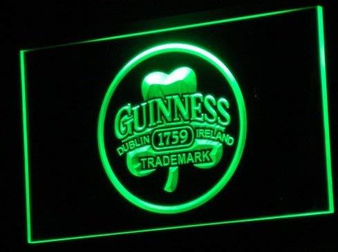 A111-g Guinness Beer Dublin Ireland Bar Neon Light -