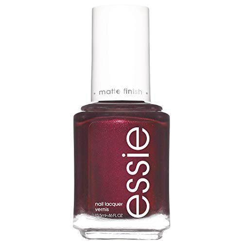 essie nail polish, game theory collection, matte finish, ace of shades, 0.46 fl. oz.