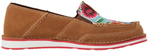 Cloth Brown Ariat Cruiser Chaussures Sunburn turquoise Casual Print Femme Western Oil zgSqzBw