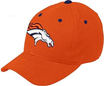 NFL Denver Broncos Structured Adjustable Hat