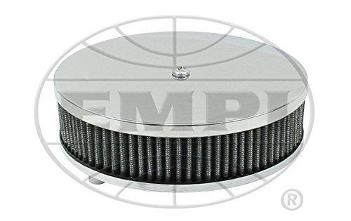 EMPI 8957 Air Cleaner for Stock VW Carb, 2 1/2″ High w/Gauze Element, VW BUG, BUS, GHIA, BAJA, SAND RAIL