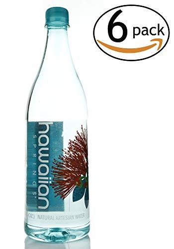 Hawaiian Springs Natural Artesian Water Bottled at the Source in Hawaii - Hawaiian Water