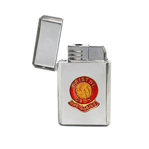 Bristol City football club stormproof gas lighter