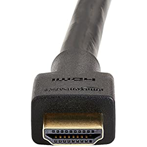 AmazonBasics CL3 Rated (In-Wall Installation) HDMI Cable - 15 Feet