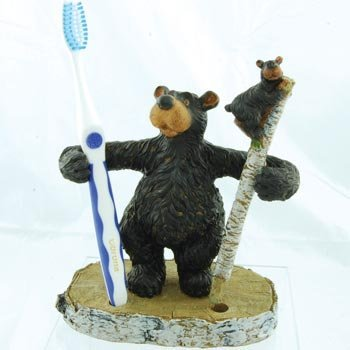 Willie Black Bear Toothbrush Pencil product image