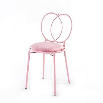 Stuhl Für Schlafzimmer | Amazon De Annp Ruckenlehne Make Up Stuhl Schlafzimmer Schminktisch