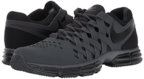 Nike Men's Lunar Fingertrap Cross Trainer, Anthracite/Black, 8.5 Regular US by Nike (Image #6)