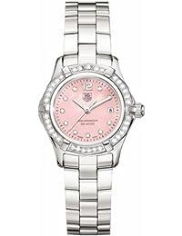 Tag Heuer Aquaracer MOP Diamond Ladies Watch WAF141B.BA0824 Wrist Watch (Wristwatch)