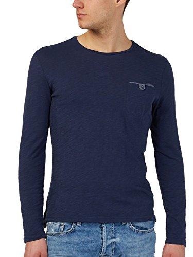 Gas 300155 T-shirt Man Blue L