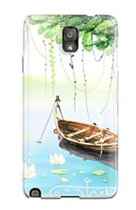 High-end Case Cover Protector For Galaxy Note 3(artistic Abstract Artistic)