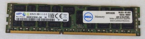 Dell SNPRYK18C/8G 8 GB DDR3 SDRAM - 1600 MHz - PC3-12800 - DIMM 240-pin - ECC
