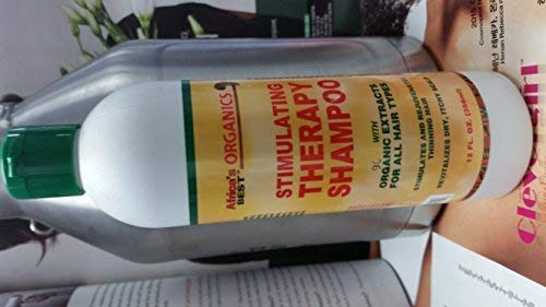 Shampoo Therapy Stimulating (Africa's Best Stimulating Therapy Shampoo, 12 Ounce)