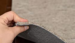 Durable, Reversible 4' X 6' SUPREME HOLD(TM) Felt/Rubber Rug Pad adds PREMIUM PROTECTION on Hard Surfaces and Carpet