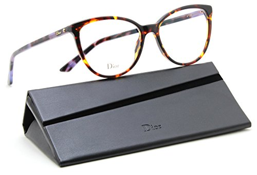 Christian Dior Montaigne-25 Round Women Eyeglasses 02A9, - Christian Glasses Frames Dior