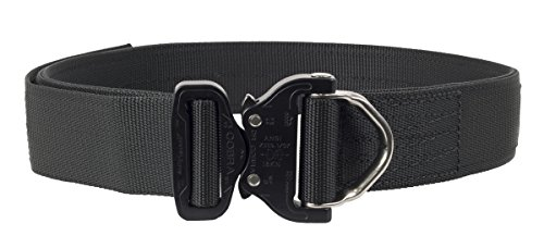 Elite Survival Systems ELSCRB-B-M Cobra Rigger's D Ring Buckle Belt