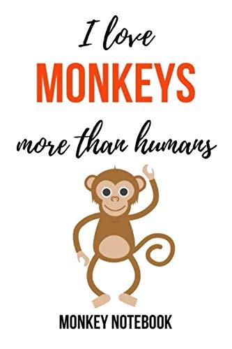 I Love Monkeys More Than Humans: Funny