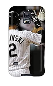 5862152K768944807 chicago white sox MLB Sports & Colleges best Samsung Galaxy S5 cases