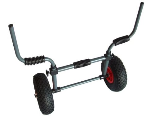 UPC 666696441000, Gear Up Sit on Top Kayak Trolley, Silver/Black