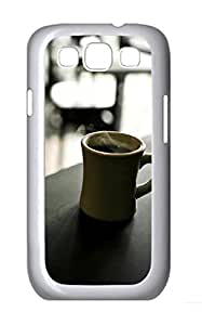Samsung S3 Case Tea cup PC Custom Samsung S3 Case Cover White