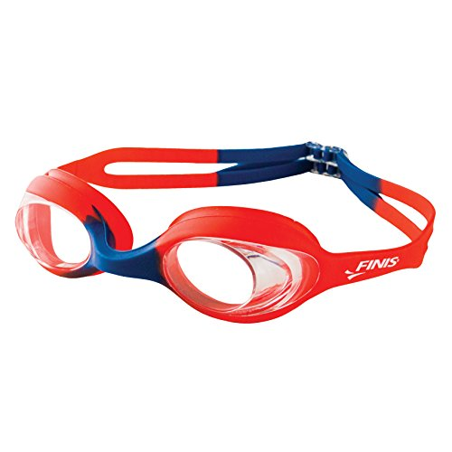 FINIS Swimmies Goggles Red Blue/Clear