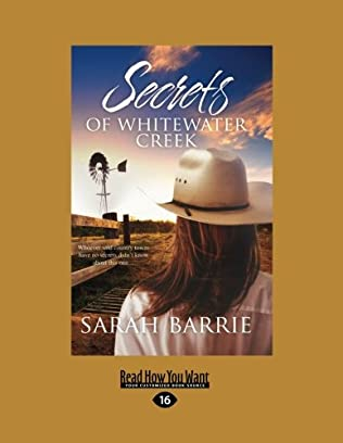 book cover of Secrets Of Whitewater Creek