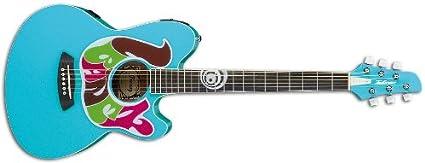 Ibanez Talman TCY20103-MTB Special guitarra Ibanez Western modelo ...