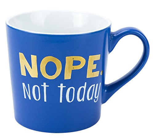 boston-warehouse-stoneware-mug-18-ounces-nope-not-today-metallic-accents