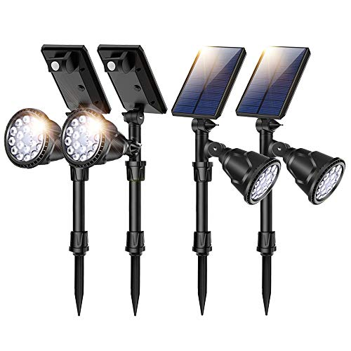 Solar Spot Lamps in US - 9