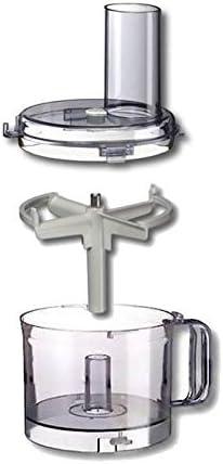 Braun Kit cuenco tapa Porta Cuchillas 0,5Lt Robot multipractic 4243 4259 4262: Amazon.es: Hogar