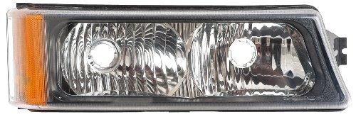 UPC 846959022034, Eagle Eyes GM273-U000R Chevrolet Passenger Side Park Lamp