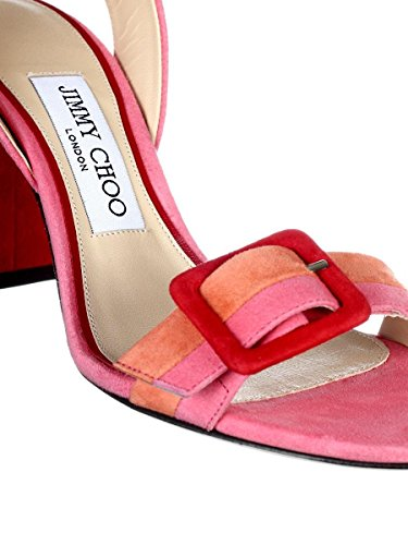 Jimmy Choo Sandalias de Vestir Para Mujer Rosa It - Marke Größe
