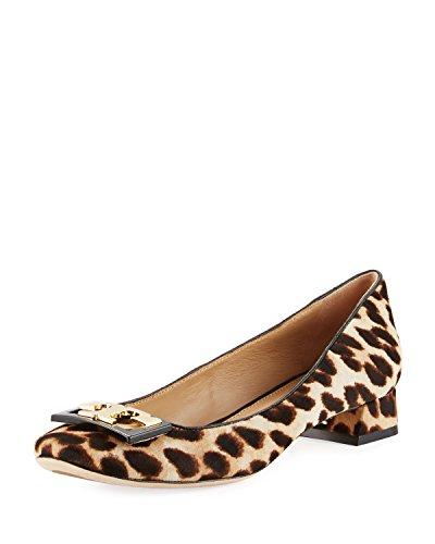 Tory Burch GIGI pump, Calf Hair Leopard Print - Leopard Burch Tory