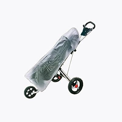 Waterproof PVC Rain Cover for Golf Bag & Cart