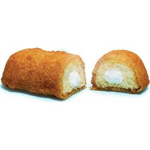 Mccain Battered Deep Fried Hostess Twinkies, 4 Pound - 2 per case.