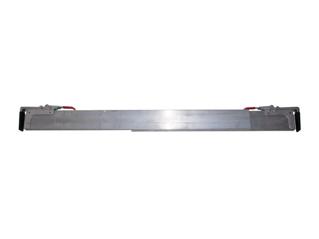 Zwischenwandverschluss 2400 - f. 21-36 mm Bordwände, Alumi