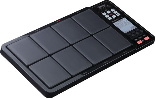 Roland OCTAPAD Digital Percussion Pad, black (SPD-30-BK) by Roland (Image #1)