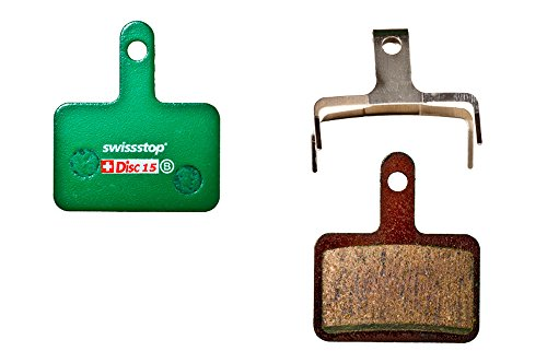 - Swiss Stop Disc Brake Pad One Color, Disc 15