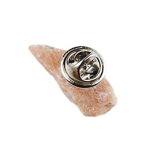 Quality Handcrafts Guaranteed Feldspar Lapel Pin