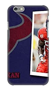 Stylishgojkqt HoBxmp-3944-NNmiq Case For Iphone 6 With Nice HOUSTON TEXANS Nfl Football Dj Appearance