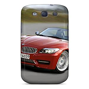 Protective Tpu Case With Fashion Design For Galaxy S3 (new Bmw)