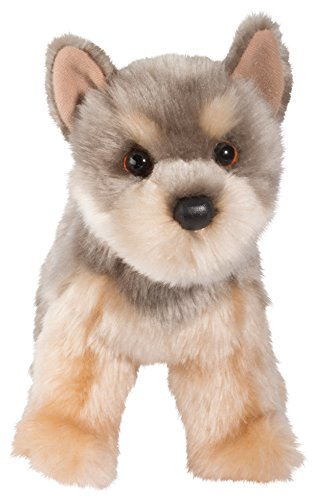 Cuddle Toys 1730 Pudding Yorkie Toy