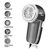 AW Union Fabric Shaver Sweater Shaver,Electric USB Powered 2m Cord Lint Remover, Efficiently