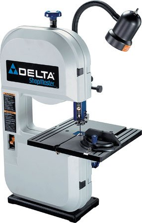 Delta bs100 shopmaster 9 inch bench top band saw power band saws delta bs100 shopmaster 9 inch bench top band saw greentooth Image collections