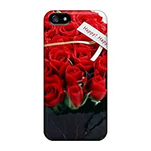 CKyvCCq871GwrDL Red Roses High Quality For HTC One M9 Case Cover Skin