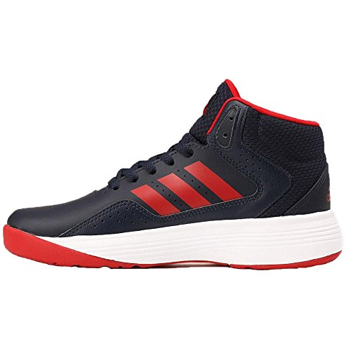 Adidas CLOUDFOAM ILATION MID K–Sneaker baloncestopara Kinder, Unisex