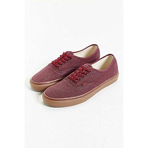 何でも穀物修士号(バンズ) Vans メンズ シューズ?靴 スニーカー Vans Authentic Washed Gumsole Sneaker 並行輸入品