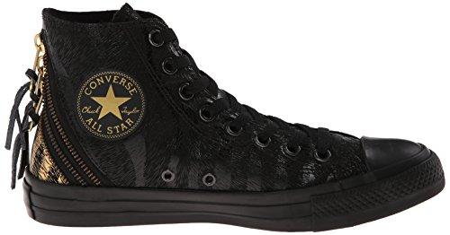 Converse Kvinna Kastar Taylor All Stjärna Trippel Zip Hi Sneaker
