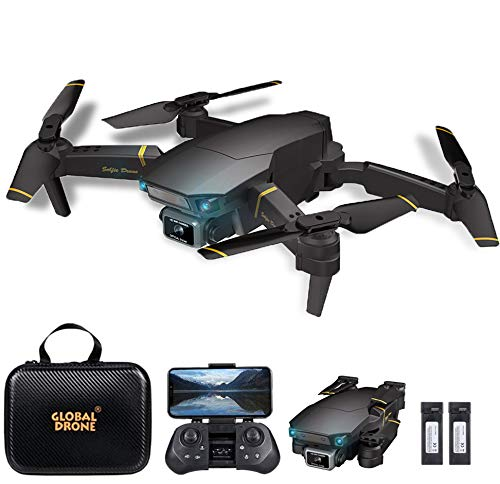 Drone with Camera 4K Camera Long Flight Time Optical Flow Mode Dual Camera Auto Avoid Obstacle Track Flight Gravity…