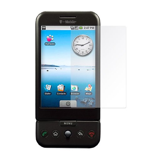 amazon com invisibleshield for t mobile g1 htc dream screen cell rh amazon com HTC G1 Review HTC G1 Review
