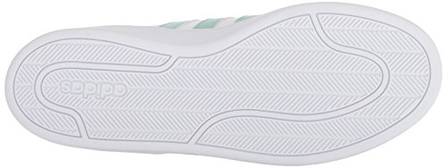 Cf adidas White Granite Green Light Sneaker Ash Advantage Women's 7qwaT